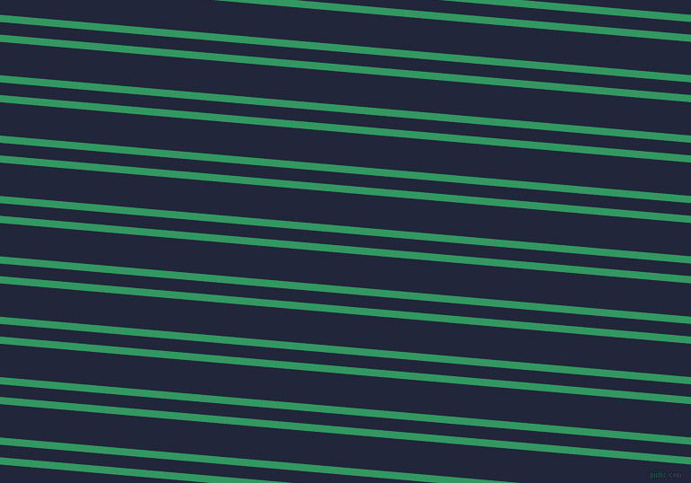 175 degree angle dual striped lines, 8 pixel lines width, 14 and 37 pixel line spacing, Eucalyptus and Midnight Express dual two line striped seamless tileable