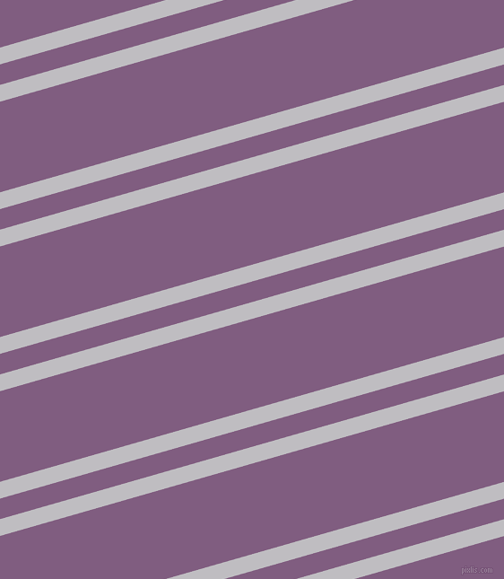 16 degree angles dual stripe line, 18 pixel line width, 22 and 97 pixels line spacing, French Grey and Trendy Pink dual two line striped seamless tileable