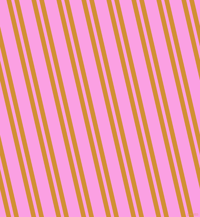 103 degree angles dual stripe line, 15 pixel line width, 10 and 40 pixels line spacing, Fuel Yellow and Lavender Rose dual two line striped seamless tileable