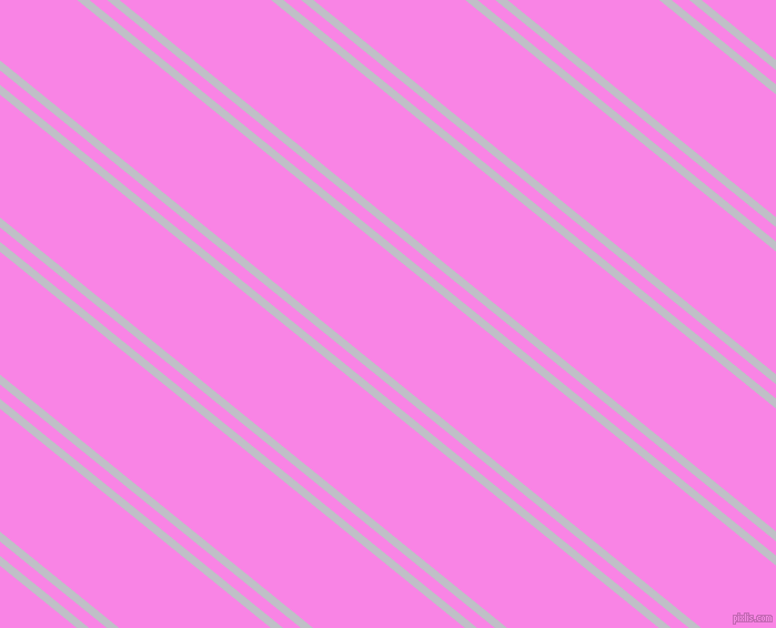 141 degree angle dual stripes lines, 7 pixel lines width, 10 and 86 pixel line spacing, Ghost and Pale Magenta dual two line striped seamless tileable