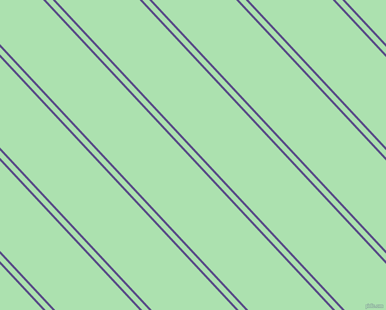133 degree angle dual striped line, 4 pixel line width, 10 and 123 pixel line spacing, Gigas and Celadon dual two line striped seamless tileable