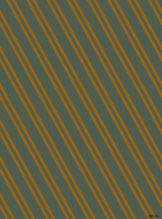 119 degree angles dual striped lines, 9 pixel lines width, 10 and 34 pixels line spacing, Golden Brown and Nandor dual two line striped seamless tileable