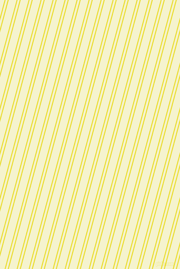 75 degree angle dual striped line, 2 pixel line width, 4 and 15 pixel line spacing, Golden Fizz and Moon Glow dual two line striped seamless tileable