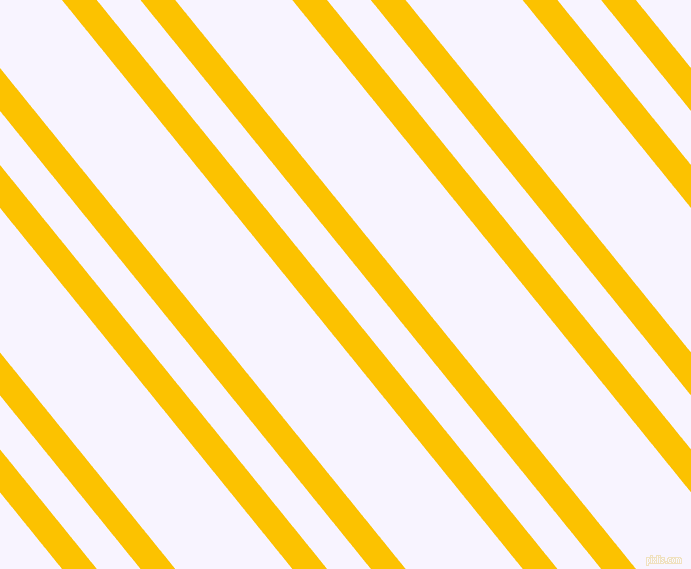 129 degree angles dual stripe lines, 27 pixel lines width, 34 and 91 pixels line spacing, Golden Poppy and Magnolia dual two line striped seamless tileable