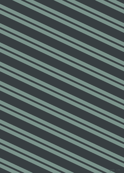 155 degree angles dual stripes lines, 12 pixel lines width, 6 and 29 pixels line spacing, Granny Smith and Mine Shaft dual two line striped seamless tileable