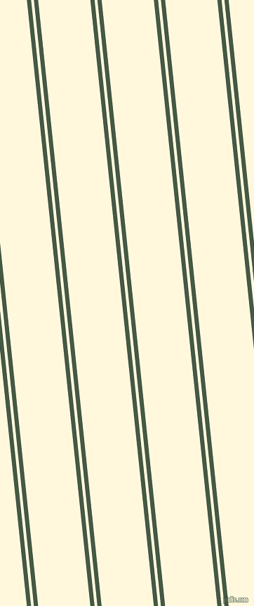 96 degree angles dual stripes lines, 6 pixel lines width, 4 and 74 pixels line spacing, Grey-Asparagus and Corn Silk dual two line striped seamless tileable