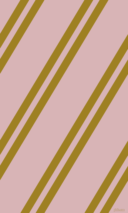 59 degree angles dual striped lines, 25 pixel lines width, 18 and 113 pixels line spacing, Hacienda and Pink Flare dual two line striped seamless tileable