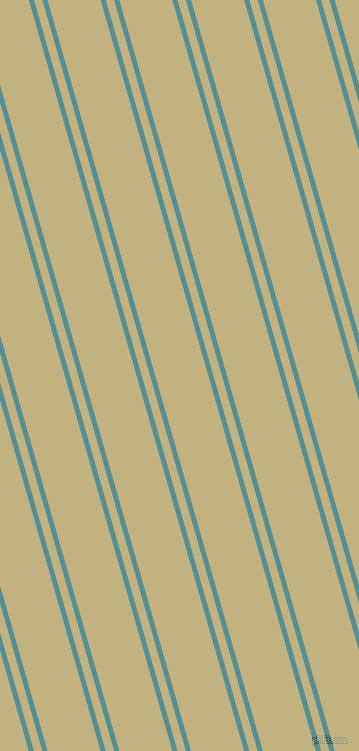 106 degree angles dual striped lines, 5 pixel lines width, 8 and 51 pixels line spacing, Half Baked and Ecru dual two line striped seamless tileable