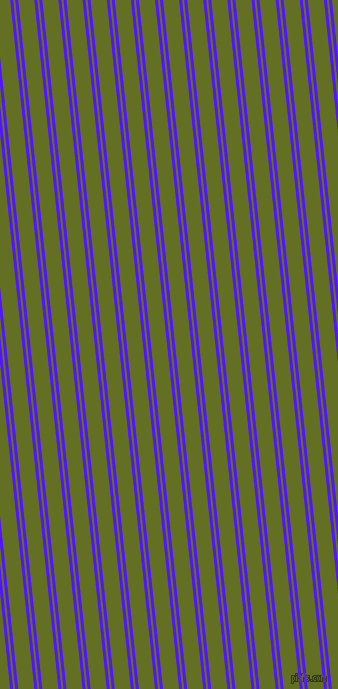 96 degree angle dual stripes line, 3 pixel line width, 2 and 16 pixel line spacing, Han Purple and Fiji Green dual two line striped seamless tileable
