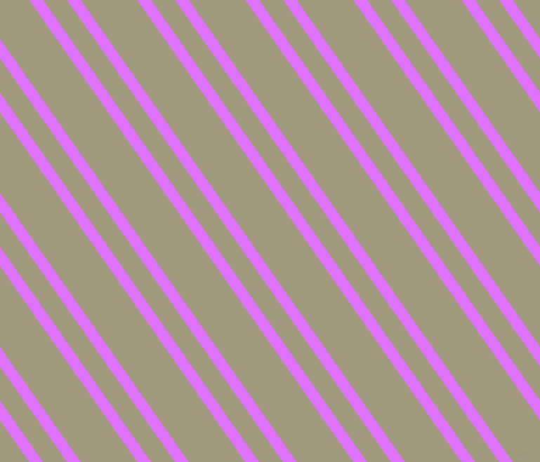 125 degree angles dual stripes line, 16 pixel line width, 28 and 66 pixels line spacing, Heliotrope and Grey Olive dual two line striped seamless tileable