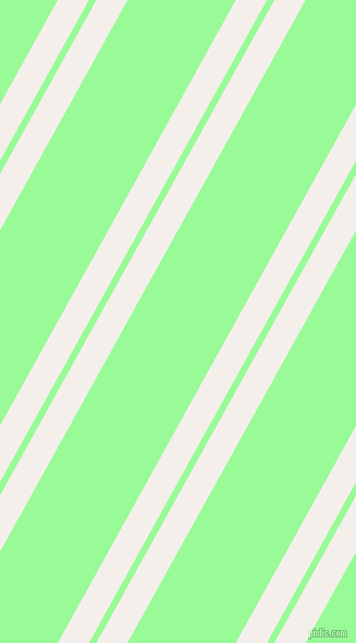 61 degree angles dual stripes lines, 25 pixel lines width, 6 and 87 pixels line spacing, Hint Of Red and Pale Green dual two line striped seamless tileable
