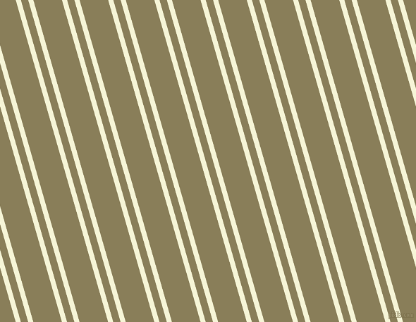 106 degree angles dual stripes lines, 7 pixel lines width, 10 and 39 pixels line spacing, Hint Of Yellow and Clay Creek dual two line striped seamless tileable