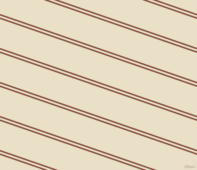 161 degree angles dual stripe line, 5 pixel line width, 6 and 91 pixels line spacing, Ironstone and Pearl Lusta dual two line striped seamless tileable