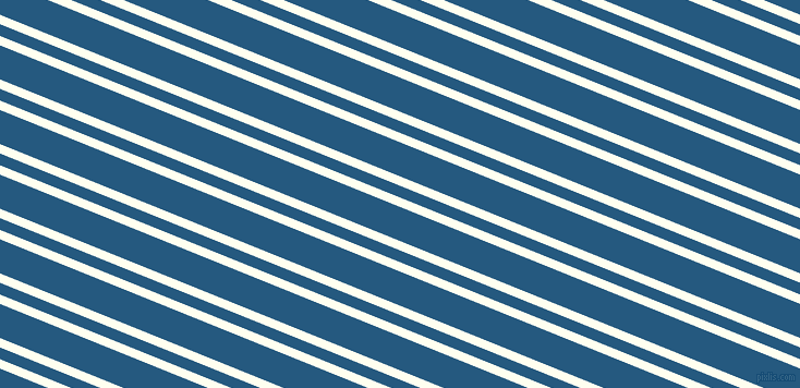 158 degree angles dual stripes lines, 8 pixel lines width, 10 and 29 pixels line spacing, Ivory and Bahama Blue dual two line striped seamless tileable
