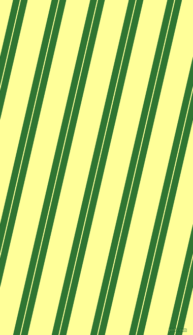 77 degree angle dual stripes line, 13 pixel line width, 2 and 46 pixel line spacing, Japanese Laurel and Canary dual two line striped seamless tileable
