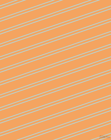 19 degree angles dual stripes lines, 3 pixel lines width, 6 and 29 pixels line spacing, Jet Stream and Sandy Brown dual two line striped seamless tileable