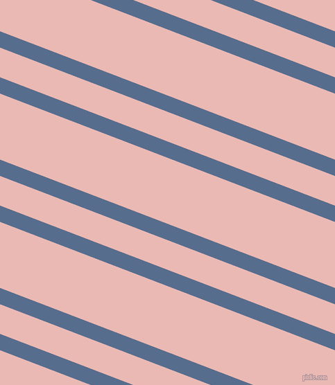 159 degree angle dual stripes lines, 22 pixel lines width, 40 and 89 pixel line spacing, Kashmir Blue and Beauty Bush dual two line striped seamless tileable
