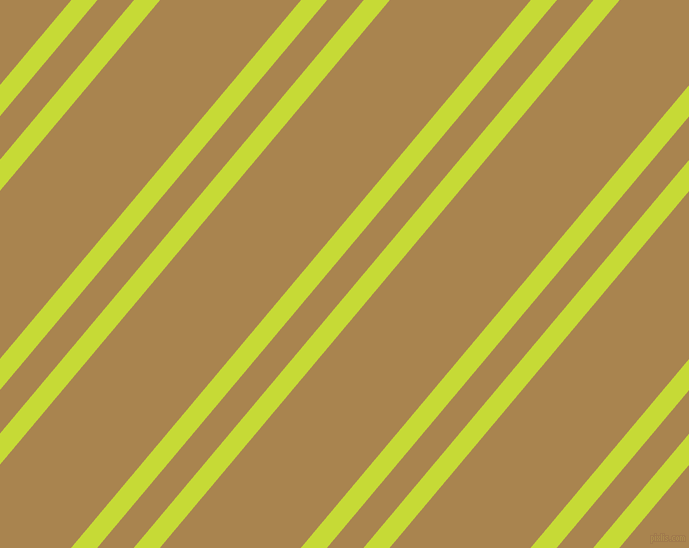 50 degree angles dual striped lines, 20 pixel lines width, 28 and 108 pixels line spacing, Las Palmas and Muddy Waters dual two line striped seamless tileable