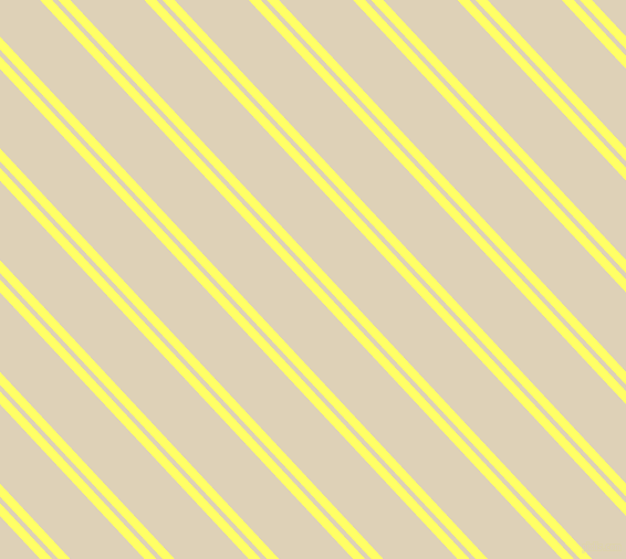 133 degree angle dual striped lines, 8 pixel lines width, 4 and 49 pixel line spacingLaser Lemon and Spanish White dual two line striped seamless tileable