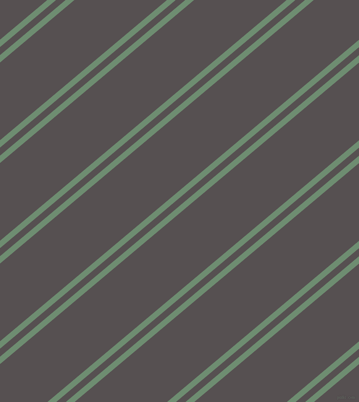 40 degree angles dual stripes lines, 11 pixel lines width, 12 and 116 pixels line spacing, Laurel and Mortar dual two line striped seamless tileable