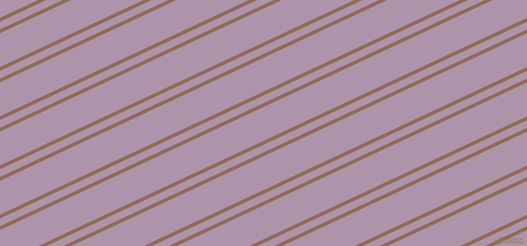 25 degree angle dual stripe lines, 5 pixel lines width, 10 and 44 pixel line spacing, Leather and London Hue dual two line striped seamless tileable