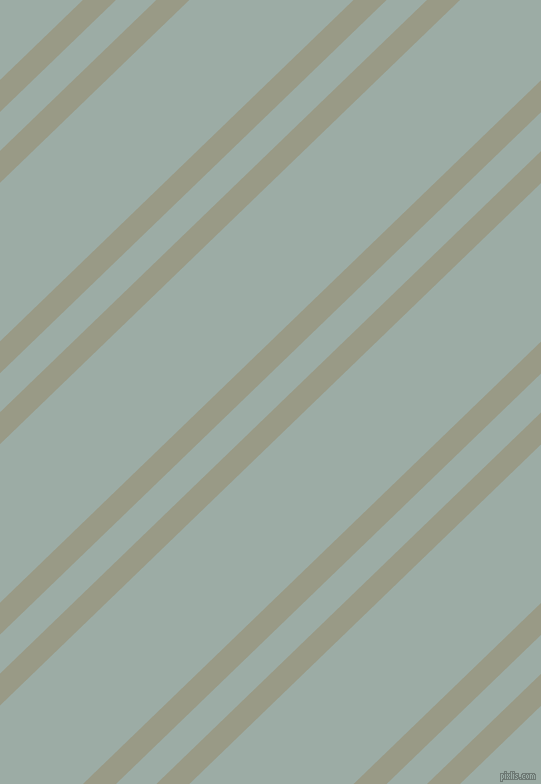 44 degree angles dual striped line, 23 pixel line width, 28 and 114 pixels line spacing, Lemon Grass and Tower Grey dual two line striped seamless tileable