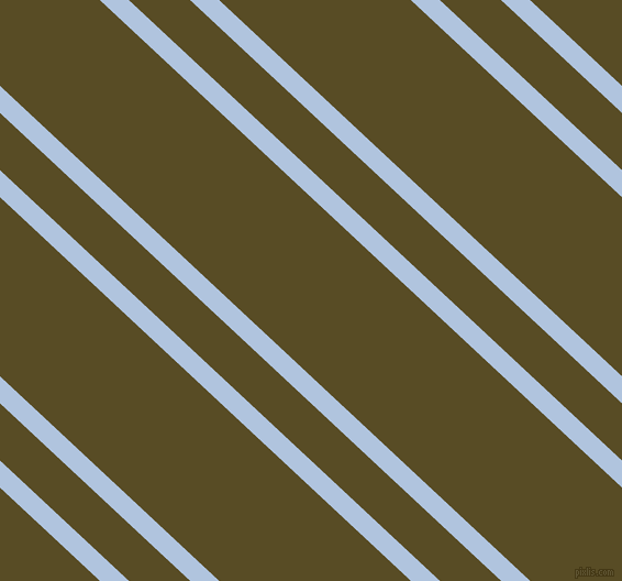 137 degree angle dual striped line, 18 pixel line width, 38 and 119 pixel line spacing, Light Steel Blue and Bronze Olive dual two line striped seamless tileable
