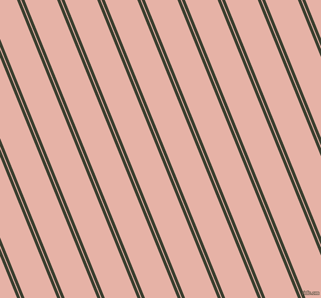 112 degree angle dual striped lines, 6 pixel lines width, 2 and 61 pixel line spacing, Log Cabin and Shilo dual two line striped seamless tileable