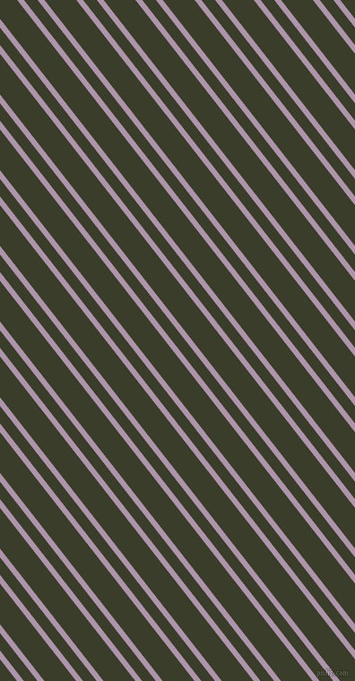 128 degree angle dual stripe lines, 6 pixel lines width, 12 and 28 pixel line spacing, London Hue and Green Kelp dual two line striped seamless tileable