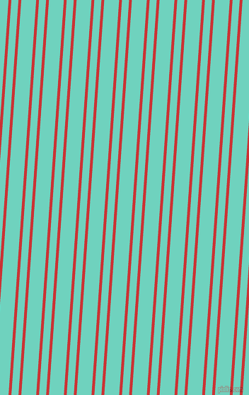 86 degree angles dual striped line, 4 pixel line width, 10 and 21 pixels line spacing, Mahogany and Downy dual two line striped seamless tileable