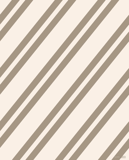 51 degree angles dual stripes lines, 20 pixel lines width, 14 and 54 pixels line spacing, Malta and Linen dual two line striped seamless tileable