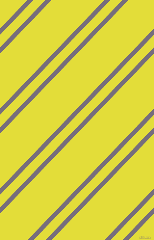 46 degree angles dual striped lines, 14 pixel lines width, 28 and 123 pixels line spacing, Mamba and Starship dual two line striped seamless tileable