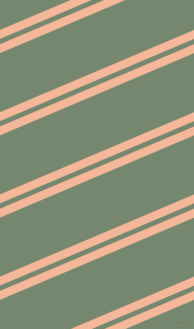 23 degree angle dual striped lines, 17 pixel lines width, 10 and 112 pixel line spacing, Mandys Pink and Xanadu dual two line striped seamless tileable