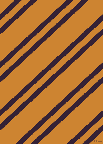 43 degree angle dual stripes lines, 20 pixel lines width, 24 and 84 pixel line spacing, Mardi Gras and Dixie dual two line striped seamless tileable