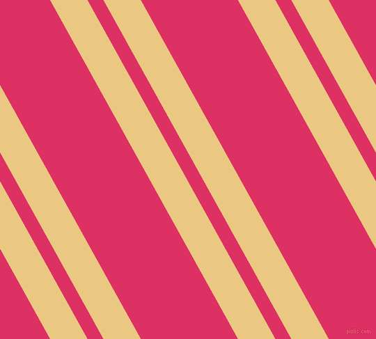119 degree angles dual stripe lines, 47 pixel lines width, 20 and 122 pixels line spacing, Marzipan and Cerise dual two line striped seamless tileable