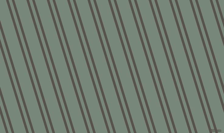 107 degree angles dual stripes line, 8 pixel line width, 10 and 38 pixels line spacing, Masala and Davy