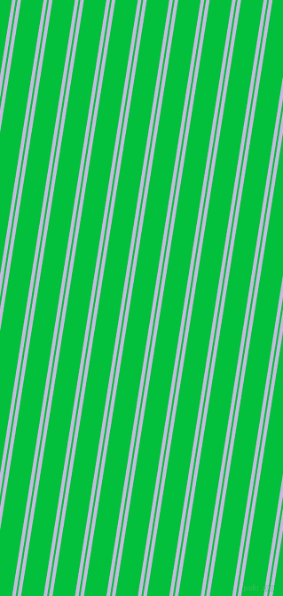 81 degree angles dual stripes line, 4 pixel line width, 2 and 25 pixels line spacing, Melrose and Dark Pastel Green dual two line striped seamless tileable
