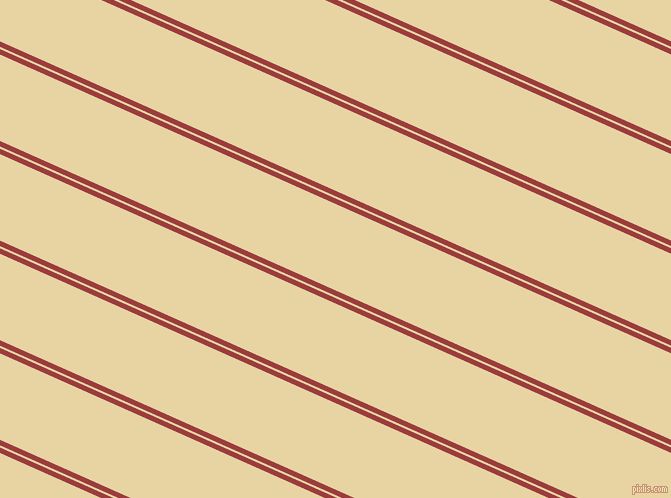 156 degree angles dual striped lines, 5 pixel lines width, 2 and 79 pixels line spacing, Mexican Red and Hampton dual two line striped seamless tileable