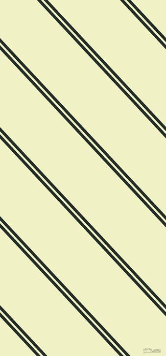 133 degree angles dual stripe lines, 6 pixel lines width, 4 and 108 pixels line spacing, Midnight Moss and Spring Sun dual two line striped seamless tileable
