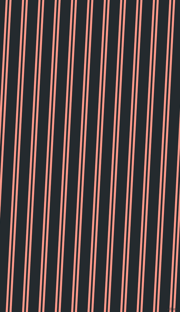 87 degree angle dual stripe lines, 7 pixel lines width, 6 and 36 pixel line spacing, Mona Lisa and Cinder dual two line striped seamless tileable