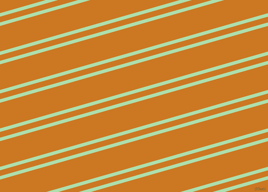 16 degree angles dual stripe lines, 11 pixel lines width, 18 and 80 pixels line spacing, Moss Green and Ochre dual two line striped seamless tileable