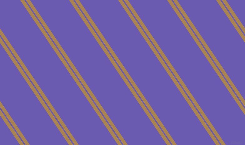 124 degree angles dual striped line, 11 pixel line width, 4 and 104 pixels line spacing, Muddy Waters and Blue Marguerite dual two line striped seamless tileable