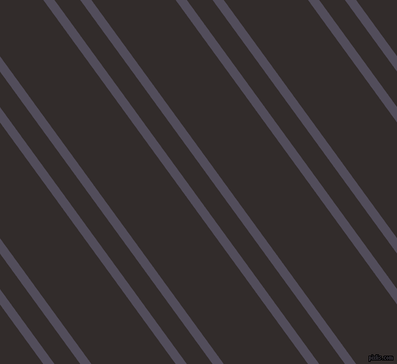 126 degree angles dual stripes lines, 13 pixel lines width, 30 and 98 pixels line spacing, Mulled Wine and Diesel dual two line striped seamless tileable