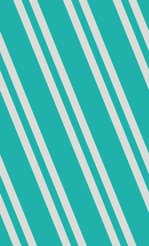 112 degree angles dual striped lines, 27 pixel lines width, 24 and 84 pixels line spacing, Mystic and Light Sea Green dual two line striped seamless tileable