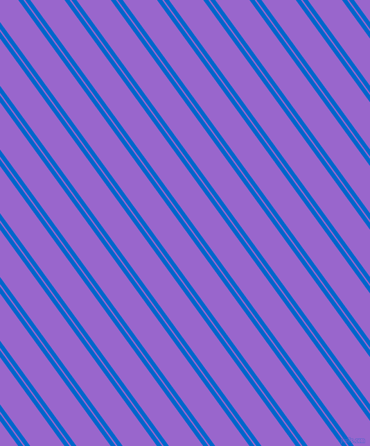 126 degree angle dual stripe lines, 6 pixel lines width, 2 and 40 pixel line spacing, Navy Blue and Amethyst dual two line striped seamless tileable