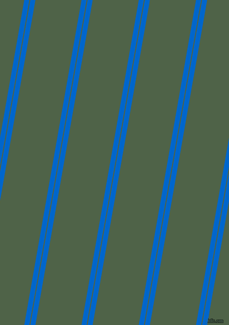80 degree angles dual stripes lines, 10 pixel lines width, 2 and 91 pixels line spacing, Navy Blue and Tom Thumb dual two line striped seamless tileable