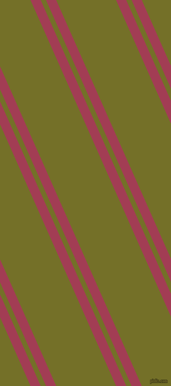 114 degree angle dual striped line, 19 pixel line width, 10 and 112 pixel line spacing, Night Shadz and Olivetone dual two line striped seamless tileable