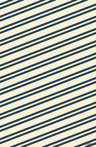 21 degree angle dual striped lines, 7 pixel lines width, 6 and 20 pixel line spacing, Nile Blue and Half Dutch White dual two line striped seamless tileable