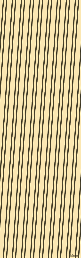 86 degree angles dual stripe lines, 5 pixel lines width, 8 and 19 pixels line spacing, Onion and Banana Mania dual two line striped seamless tileable