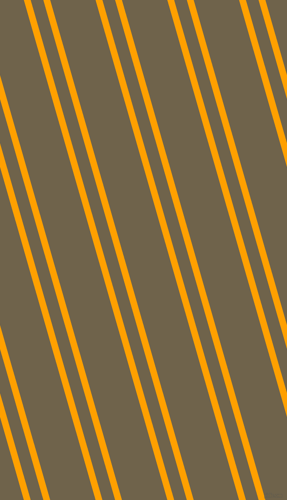 106 degree angle dual stripes line, 13 pixel line width, 24 and 86 pixel line spacing, Orange Peel and Soya Bean dual two line striped seamless tileable